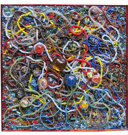 Laurie Culling Bling a la Pollock by Laurie Culling