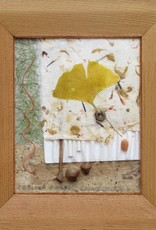 Laurie Culling Golden Gingko by Laurie Culling