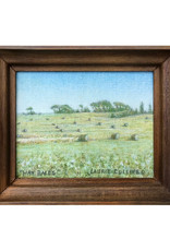 Laurie Culling Hay Bales by Laurie Culling
