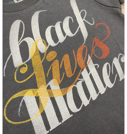 Janellabee Studio Black Lives Matter Block Print Infant + Toddler Tees