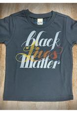Janellabee Studio Black Lives Matter Block Print Infant + Toddler Tees