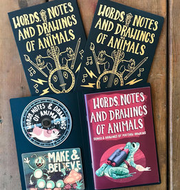 Matthew Hawkins Words, Notes + Drawings Booklets by Matthew Hawkins
