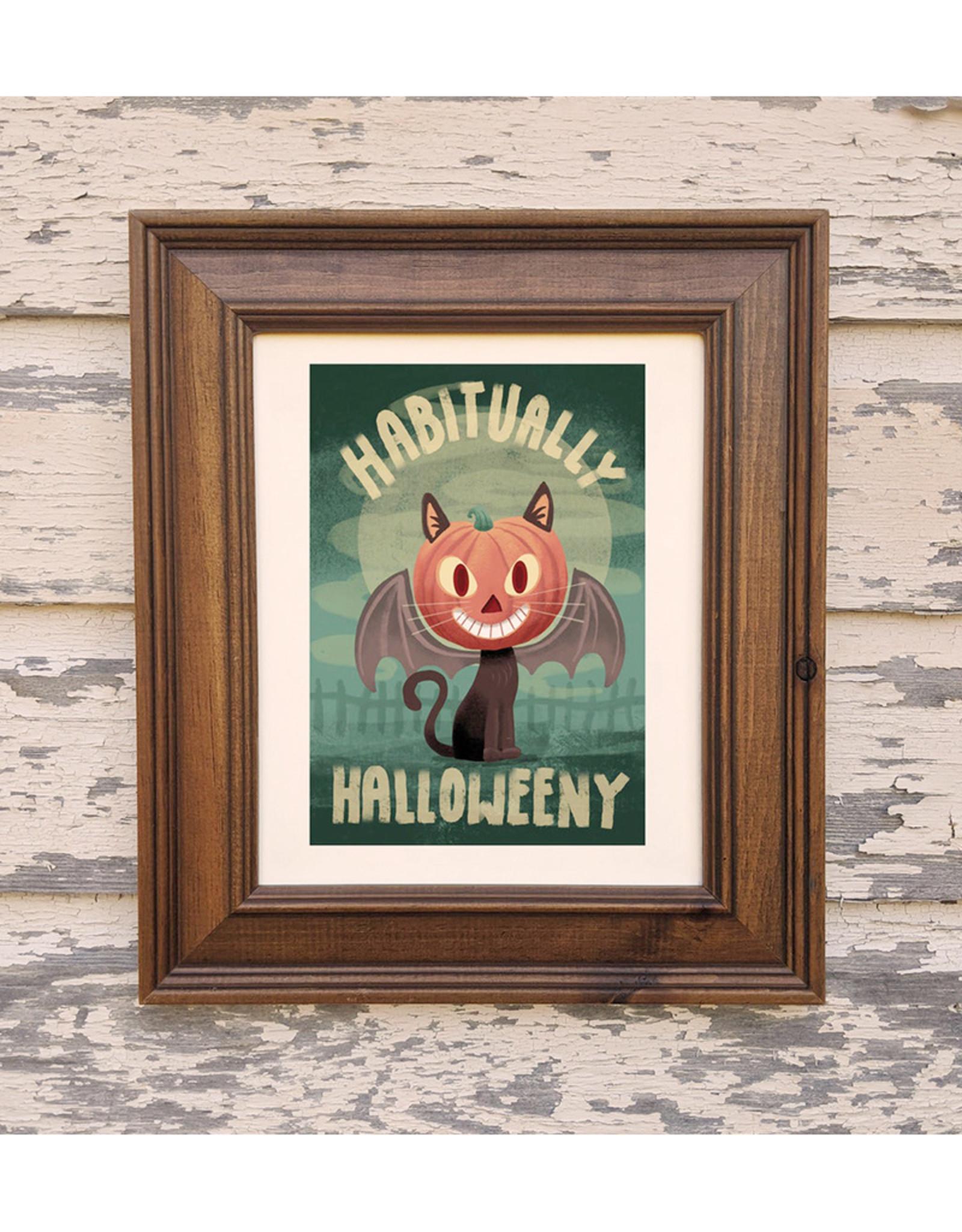 Matthew Hawkins Habitually Halloween-y Prints by Matt Hawkins