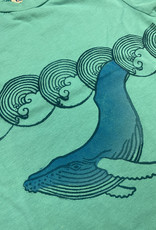 Janellabee Studio Kids Humpback Whale Tee by Janellabee Studio