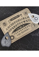 Bryan Fyffe Mini Spirit Board // Letterpressed Ouija Board