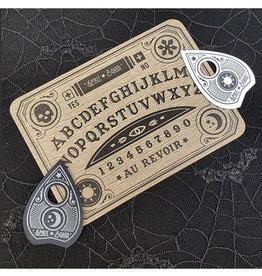 Bryan Fyffe Mini Spirit Board // Letterpressed Ouija Board
