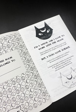 Bee's Knees Industries Witch's Guide to the Moon Zine by Cate Anevski