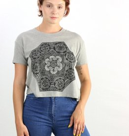 Supermaggie Mollie Crop Tees by Supermaggie (multiple designs)
