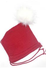 WilleWorks Red Pixie Hat by WilleWorks (0-6 Months)