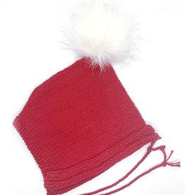 WilleWorks Red Pixie Hat by WilleWorks (6-12 Months)