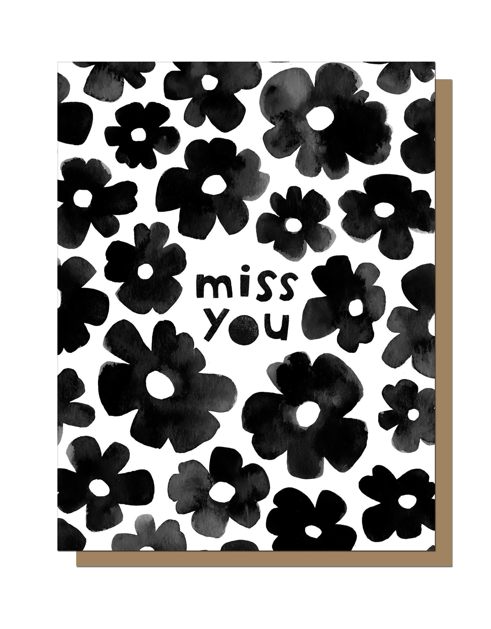 Cheeky Beak Card Co. Miss You Cards by Cheeky Beak Card Co.