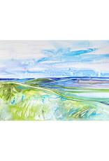 Roura Young Tallgrass Prairie Abstract #2