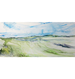 Roura Young Tallgrass Prairie Abstract #1