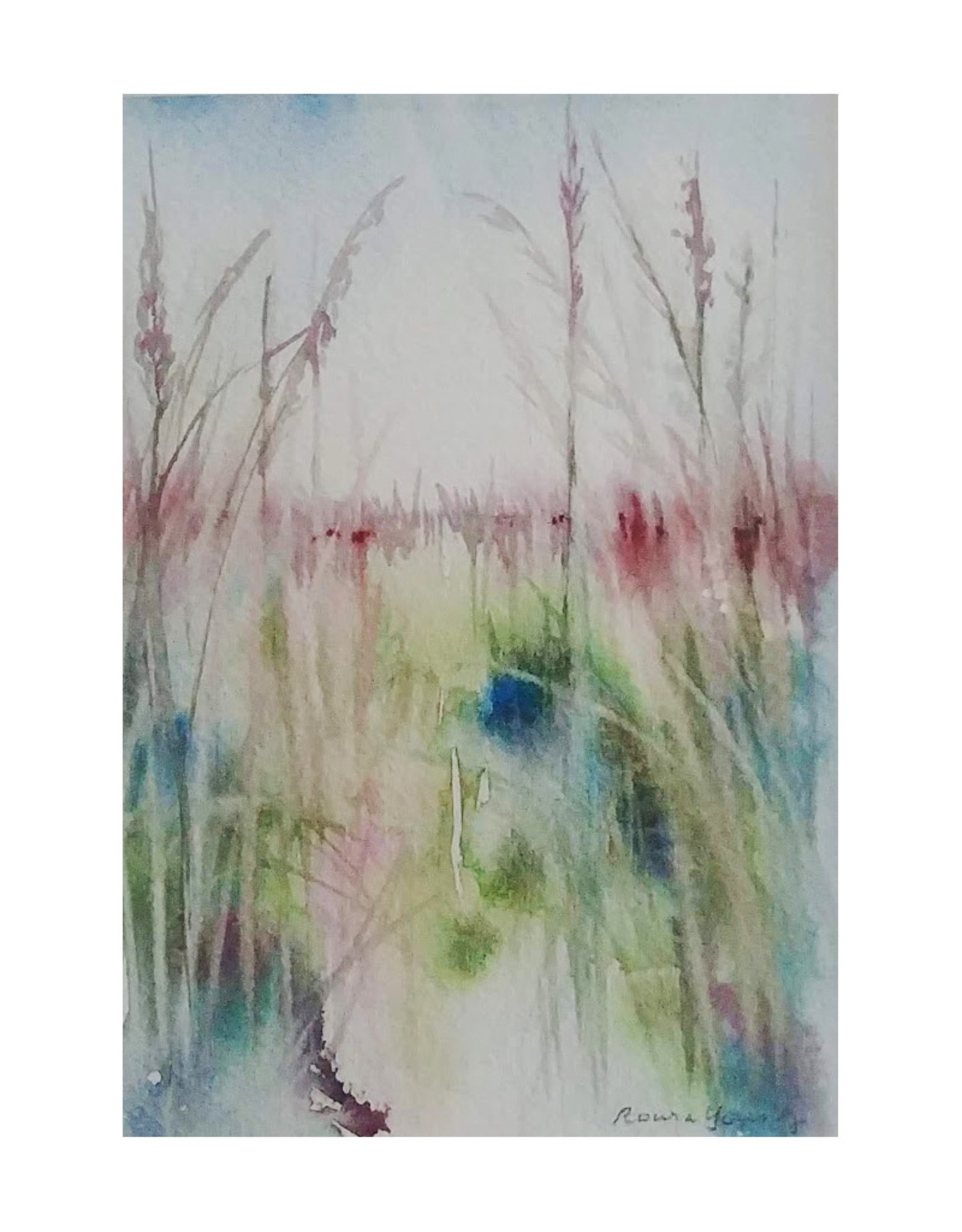 Roura Young Colors of Autumnal Grasses