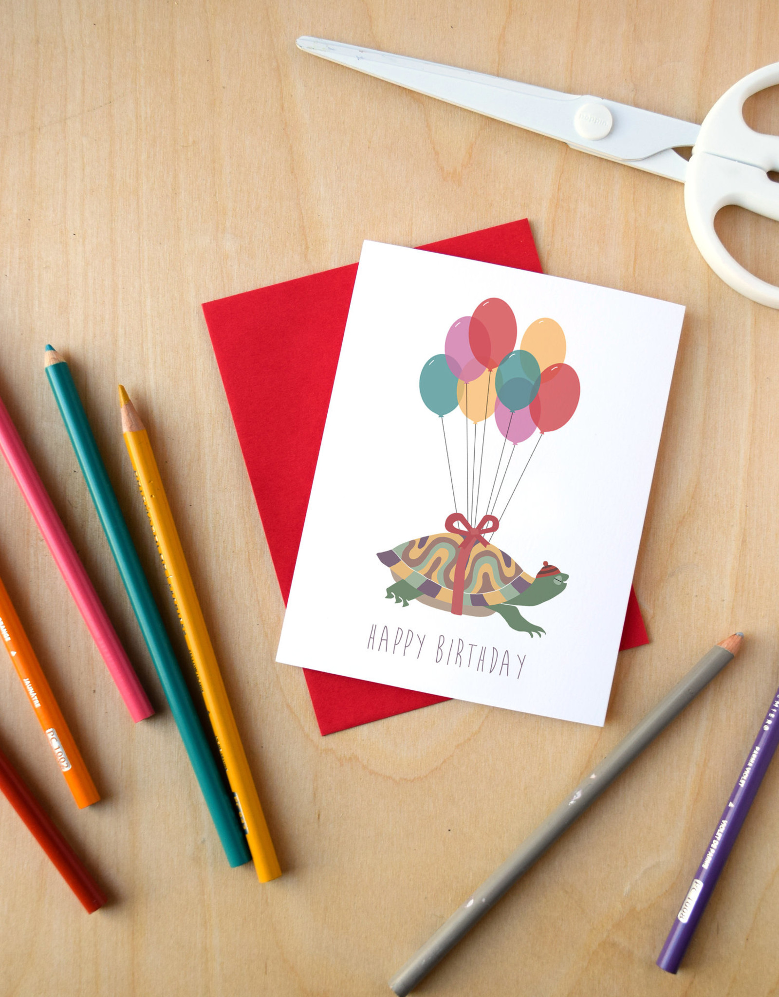 May We Fly Birthday Cards by May We Fly