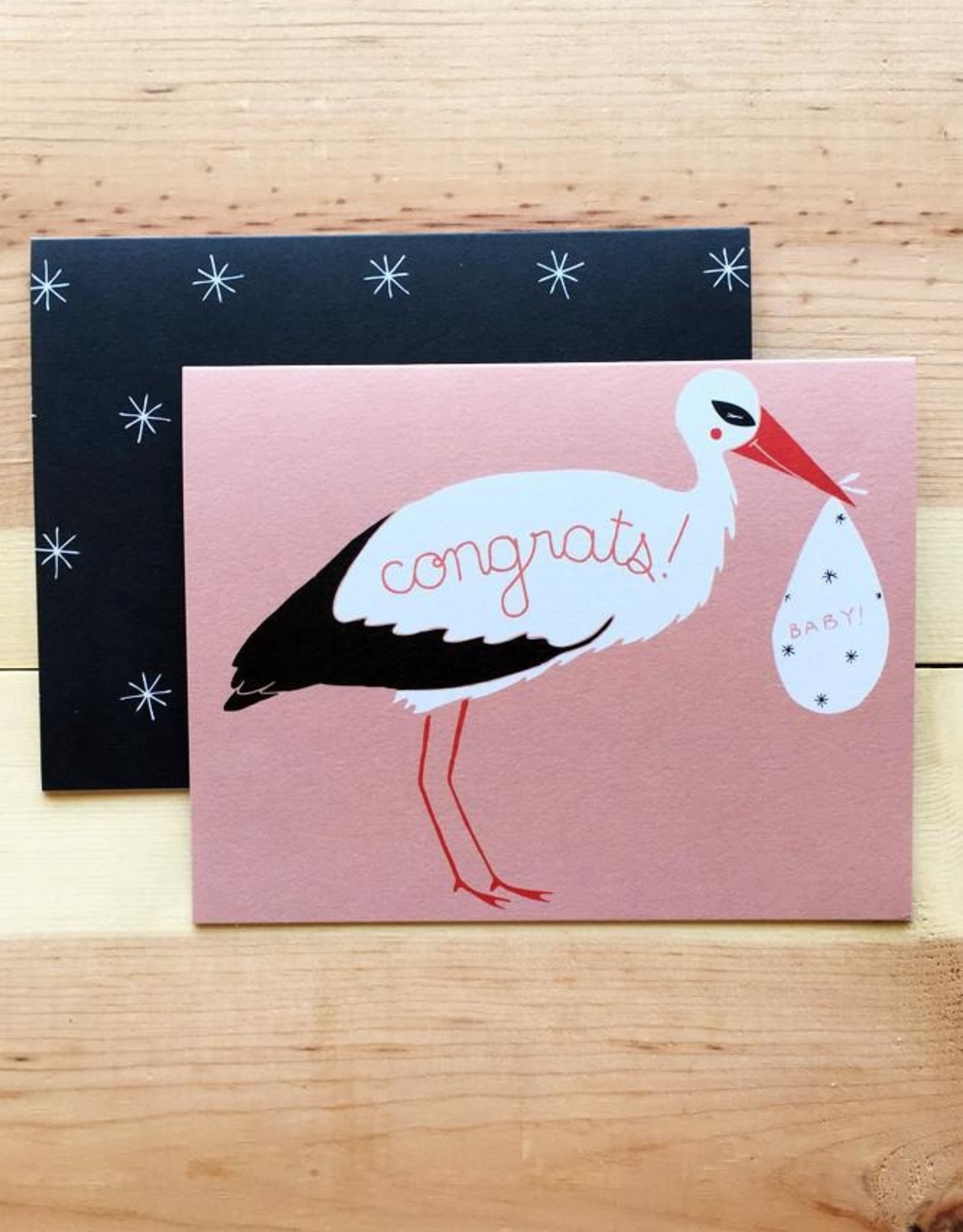 Gingiber Baby + Mom Cards by Gingiber
