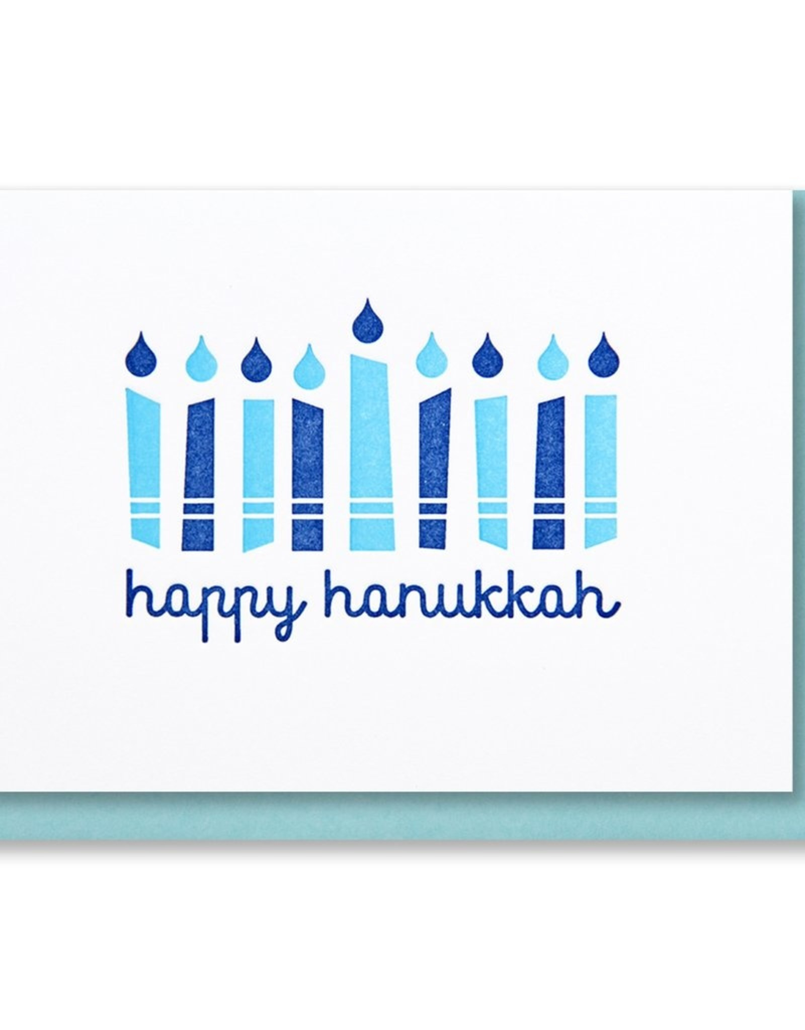 Kiss and Punch Hanukkah Cards by Kiss and Punch