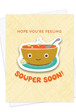 Night Owl Paper Goods Get Well Soon Cards by Night Owl Paper Goods