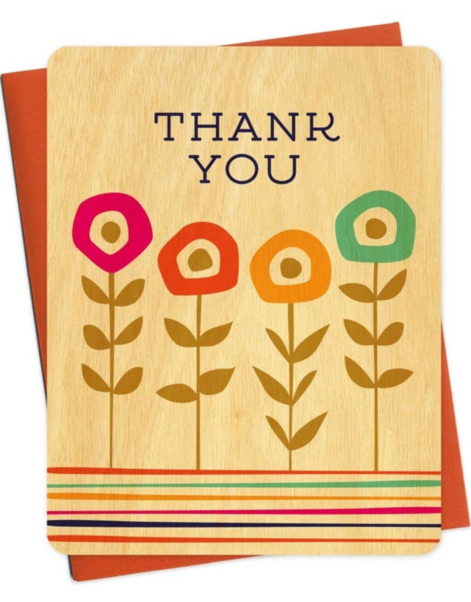 Night Owl Paper Goods Thank You Cards by Night Owl Paper Goods