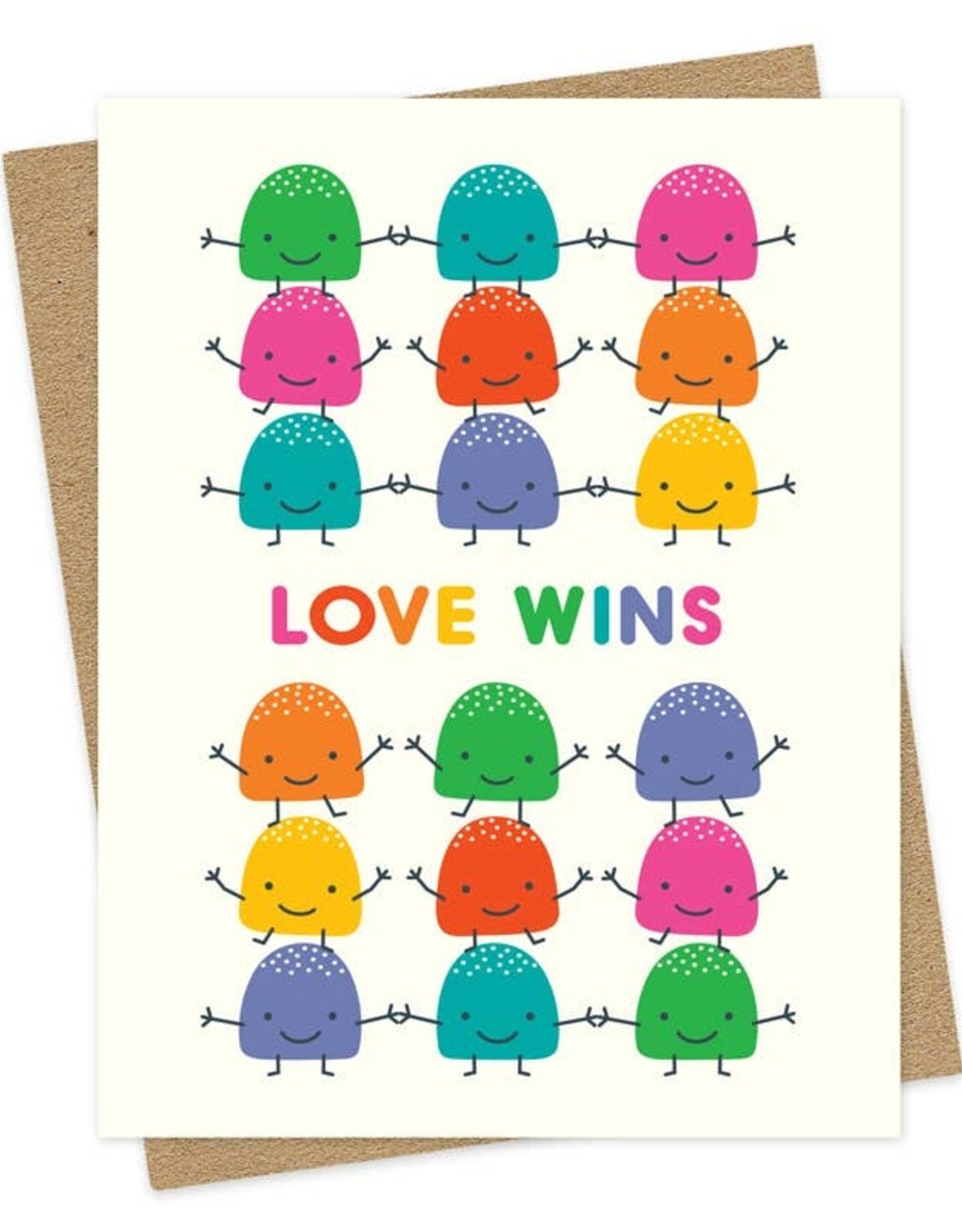 Night Owl Paper Goods Love Cards by Night Owl Paper Goods