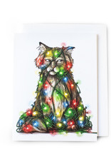Serious Creatures Holiday Cards by Serious Creatures
