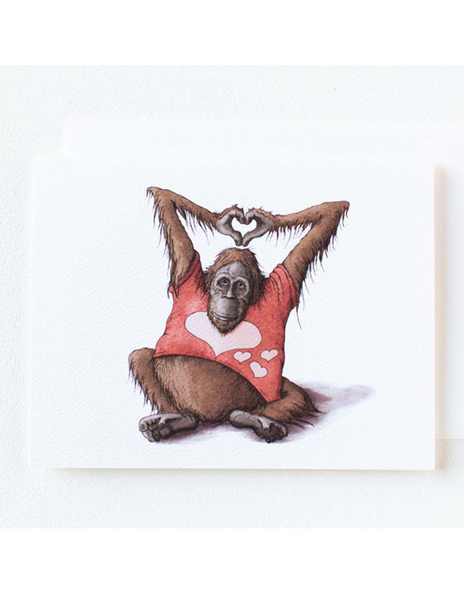 Serious Creatures Love Cards by Serious Creatures