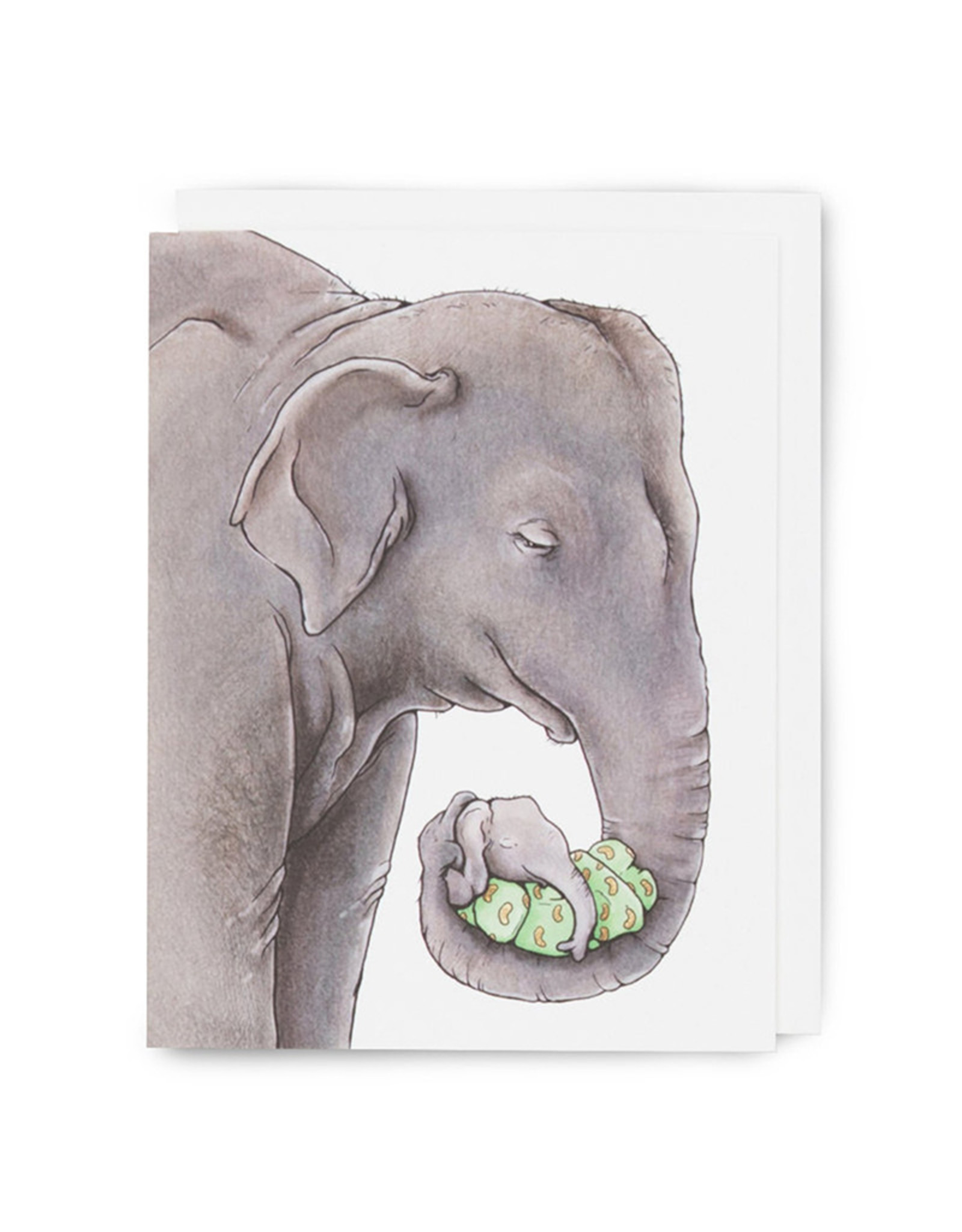 Serious Creatures Baby + Mom Cards by Serious Creatures