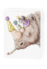 Serious Creatures Birthday Cards by Serious Creatures