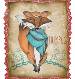 Honeybee Creative Humbug Fox 8x10 Print