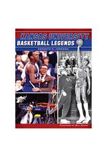 Arcadia Publishing Kansas University Basketball Legends Book