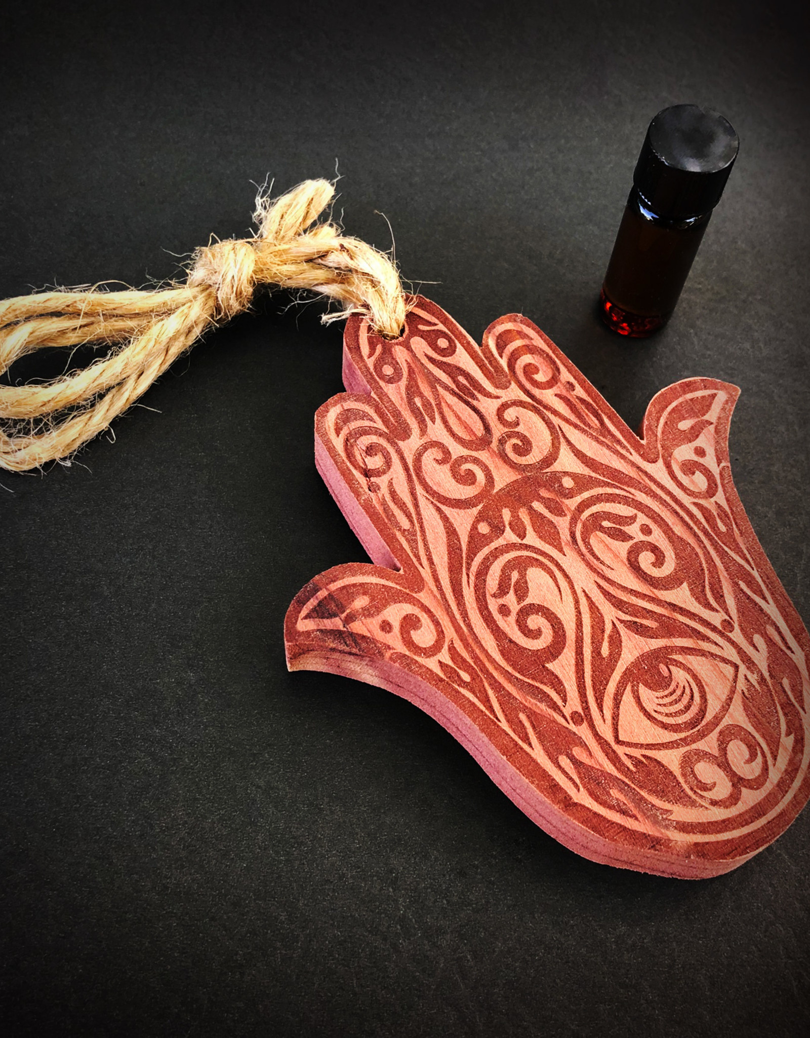 Phoenix Woodworking Cedar Ornaments + Air Fresheners by Phoenix Woodworking