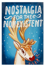 Matthew Hawkins Nostalgia for the Nonexistent Print