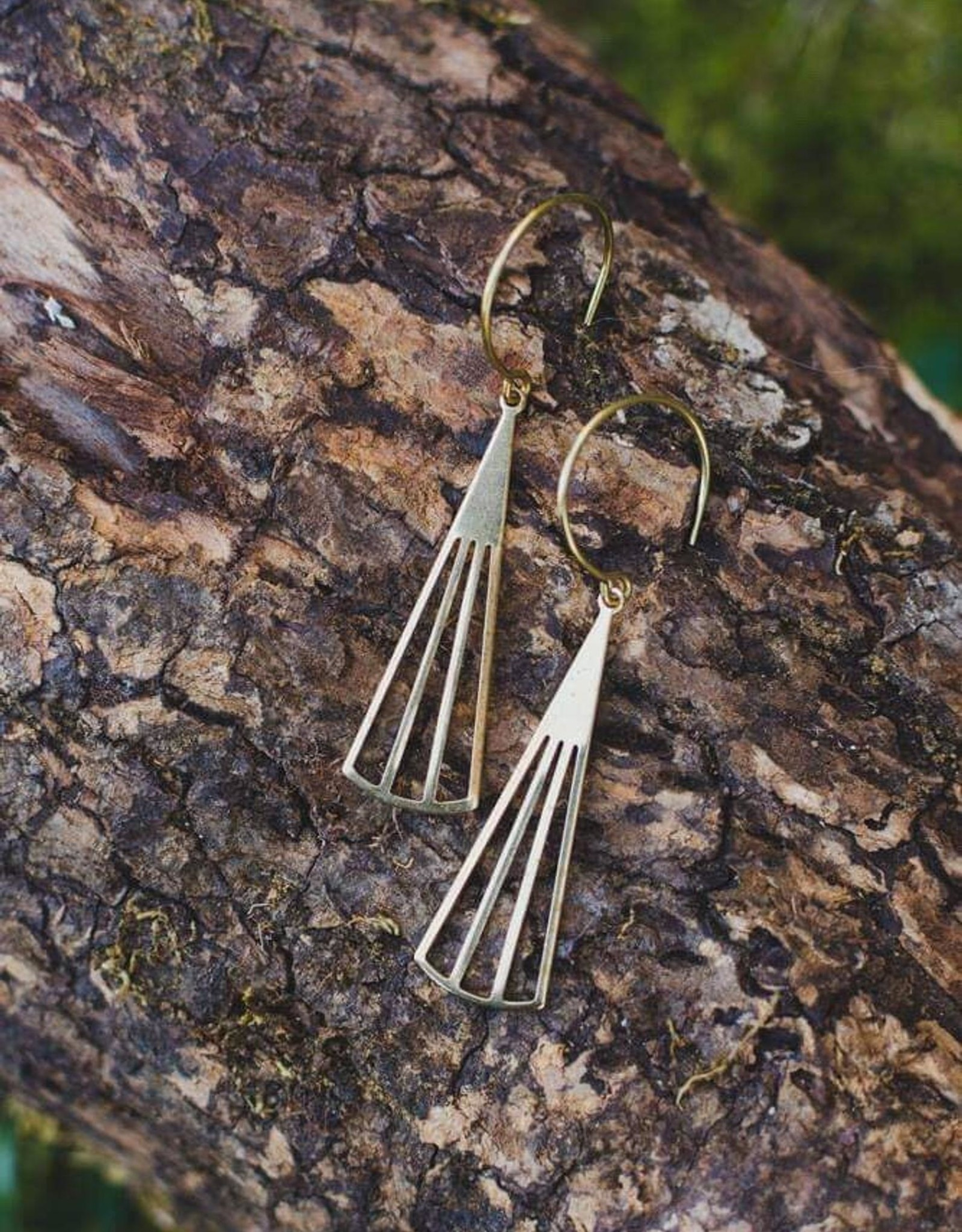 Bloom + Thistle the Jacqueline Earring