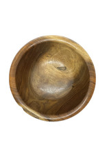 Dennis Biggs Walnut Bowl 1