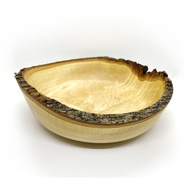 Dennis Biggs Sugar Maple Bowl