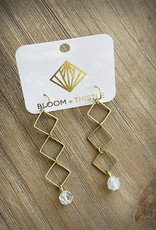 Bloom + Thistle The Emilia Earring