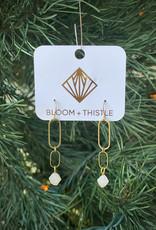 Bloom + Thistle The Hazel Earring (Assorted)