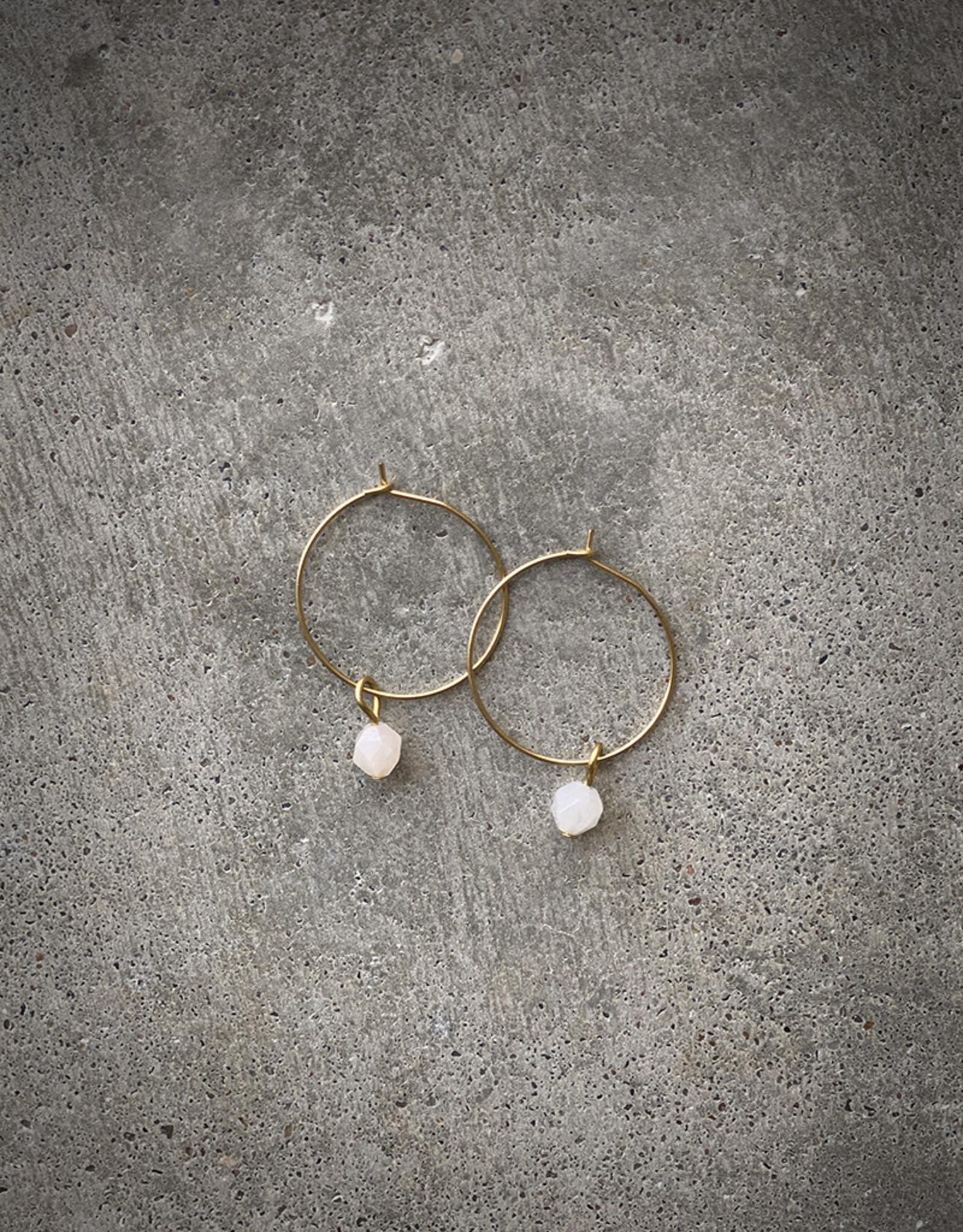Bloom + Thistle The Yvette Earring