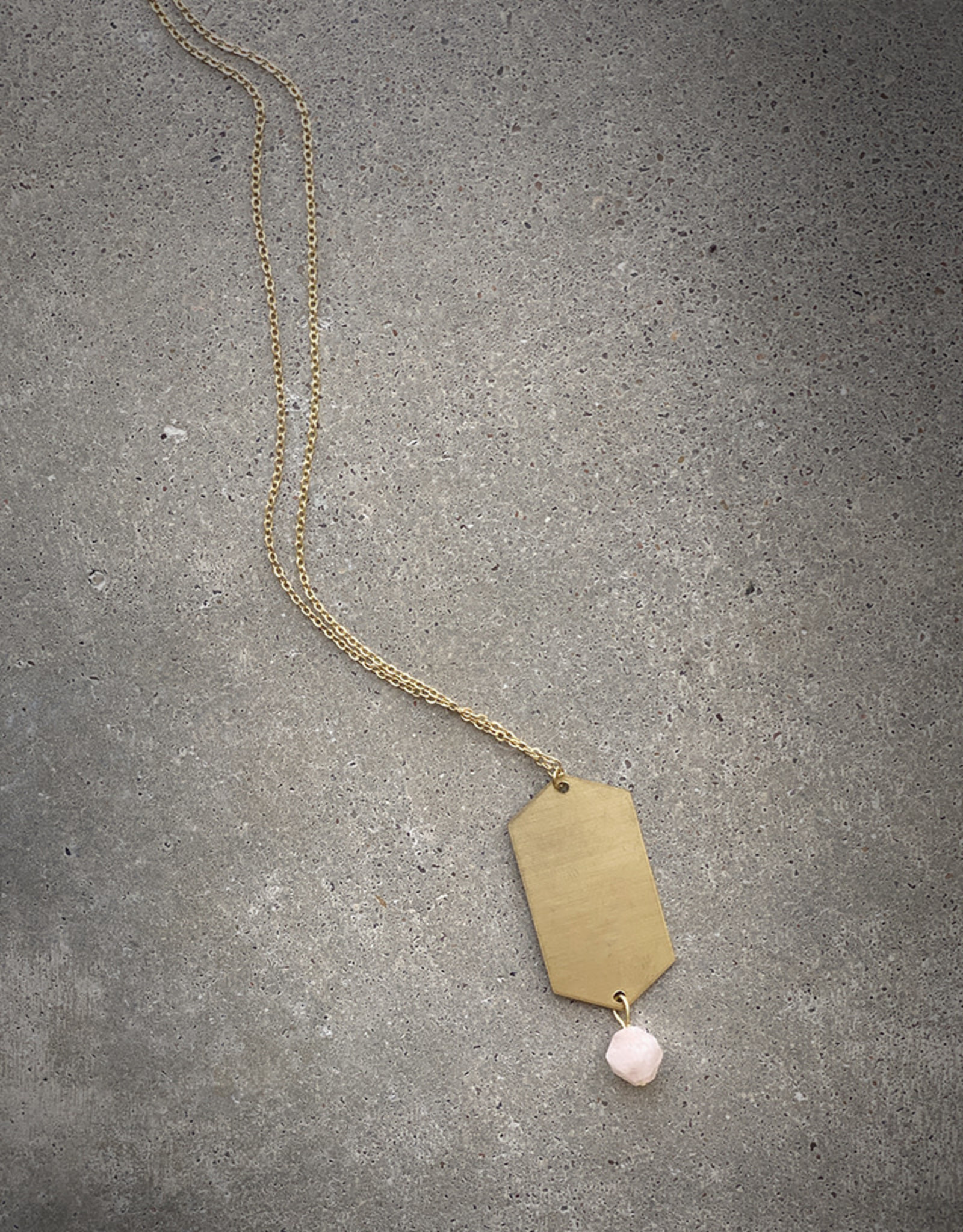 Bloom + Thistle The Darla Necklace