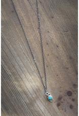 sara forrest design Teardrop Turquoise Pendant by Sara Forrest Design