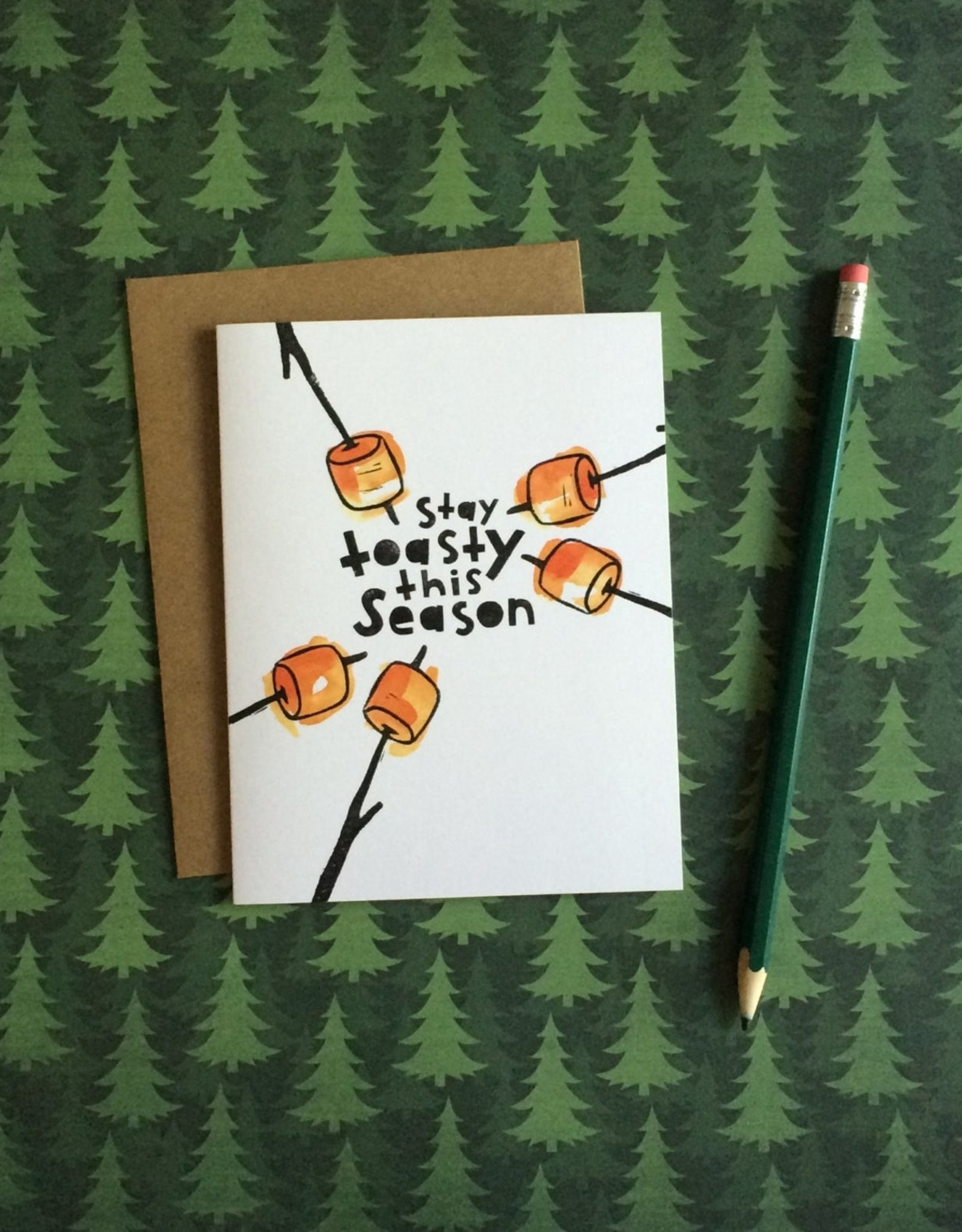 Cheeky Beak Card Co. Holiday Cards by Cheeky Beak Card Co.