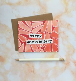 Cheeky Beak Card Co. Anniversary Cards by Cheeky Beak Card Co.