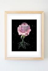 Trisha Thompson Adams Floral Eye Print // Starry