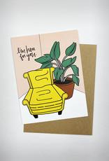 Cheeky Beak Card Co. Thinking of You Cards by Cheeky Beak Card Co.