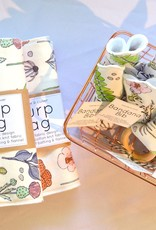 lavender + clover Burp Rags by Lavender + Clover