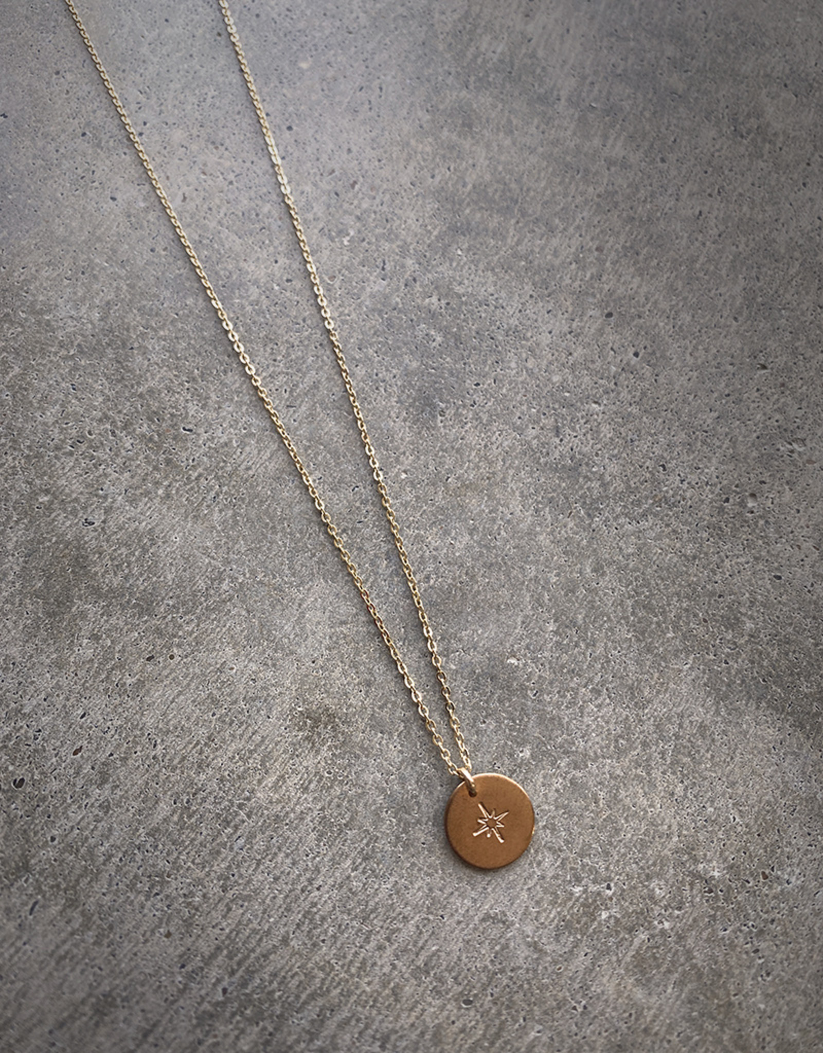 sara forrest design Star Charm Necklace