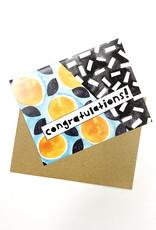Cheeky Beak Card Co. Congratulations Cards by Cheeky Beak Card Co.