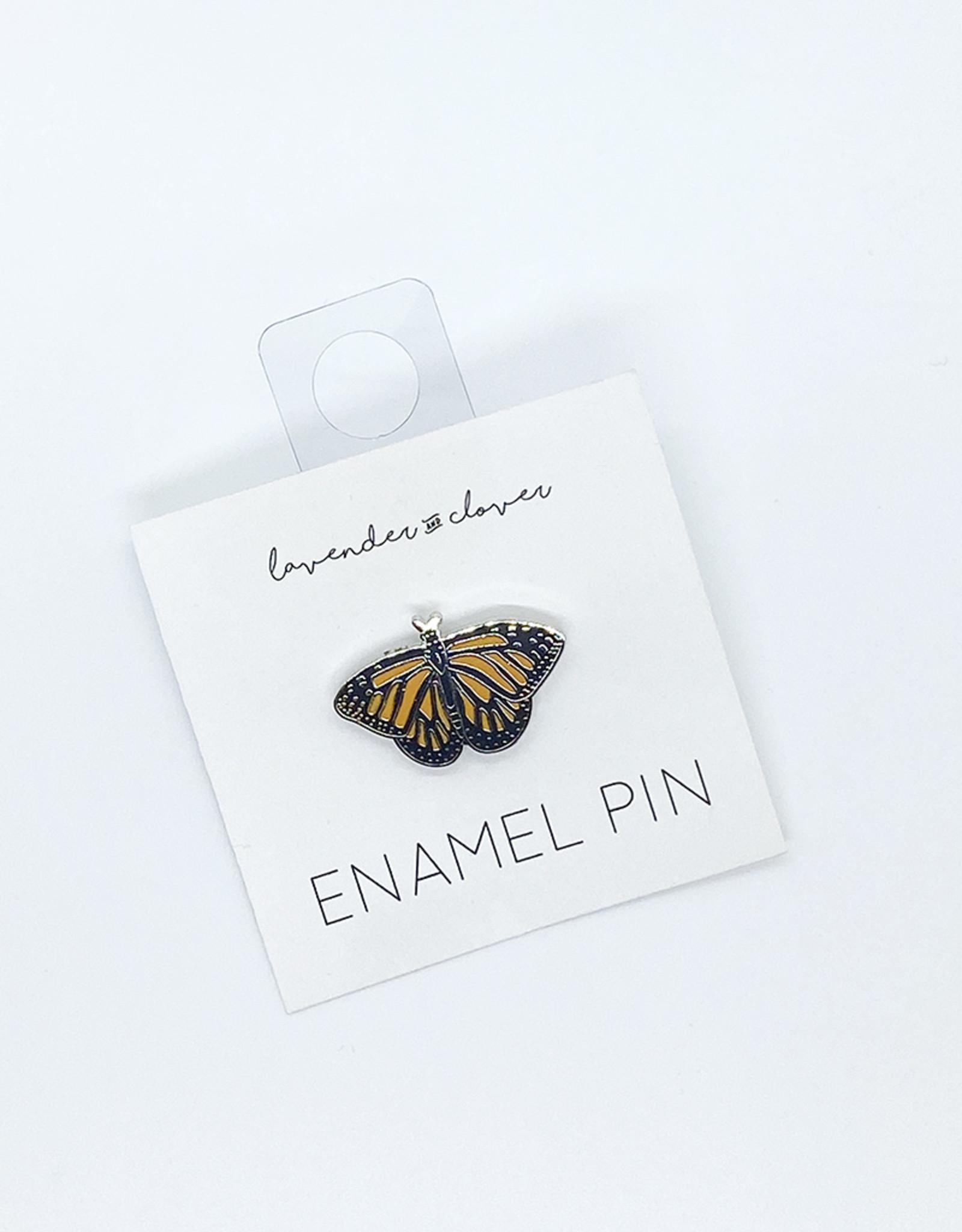 lavender + clover Enamel Pins by Lavender + Clover