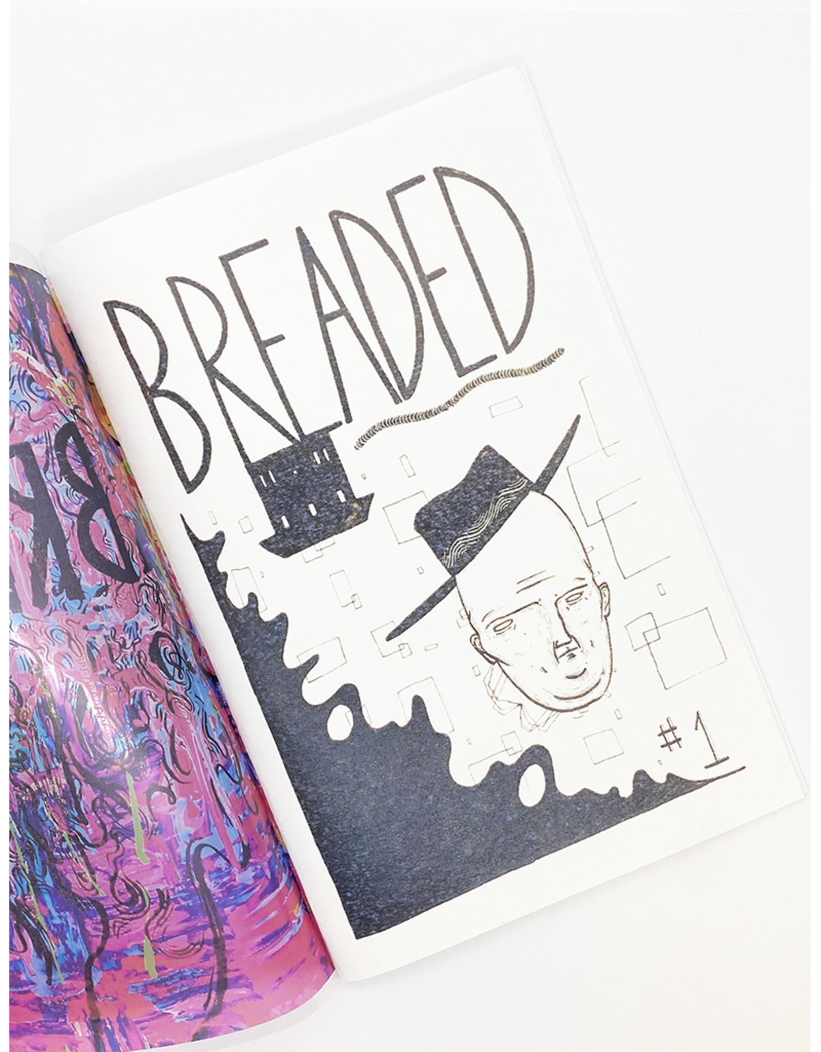 Bread Nugent Breaded Zine Vol. 1