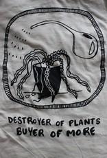 Yonder Studios Destroyer of Plants Tee